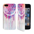 1Pc Leather Case For IPhone4/4S/5/5C Two-folded Tribal Style Amazing Windmill
