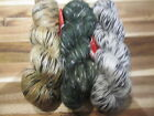 PRICE SLASHED   Feza Dali Designer Glitzy Yarn  8 colorways