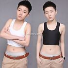 Casual Breathable Buckle Short Chest Breast Binder Trans Lesbian 2 Colour