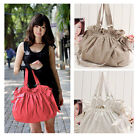 Fashion Women Lady Satchel Leather Tote Handbag Shoulder Messenger Bag Hobo