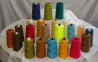 Heavy Duty CONED THREAD - Tex 80 - 30 Colors - 75% OFF WHOLESALE