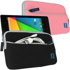 Neoprene Sleeve Case for Google Nexus 7 FHD 2nd II Gen 2013 Cover Pouch Holder