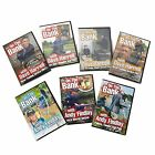 Dhp Famous Name Fishing DVDs Angling Guide Beginner Angler Manual Brand New