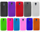 LG Volt LS740 F90 Rubber SILICONE Soft Gel Skin Case Phone Cover Accessory