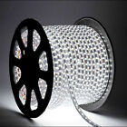 Precut Waterproof 5/10/15/20M 5050 Led SMD 300 Lights Flexible Strip Lamp 110v