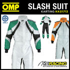 SALE! KK01713 OMP SLASH KART KARTING SUIT CIK-FIA LEVEL 2