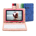 "iRulu 7"" Android 4.2 Dual Core Camera Tablet 16GB 1.5GHz WIFI Pink w/ Keyboards"