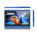 "IRULU 7"" Dual Core Cam Tablet PC Android 4.2 8GB A23 1.5GHz WIFI Blue w/TF Card"