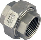 304 Stainless Steel Pipe Fittings Corrosion Resistant Chemical Water Oil Gas Air