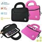 """KOZMICC Universal Sleeve Case Cover Bag w/ Handle for 7.9""""- 8.4"""" Inch Tablets"""