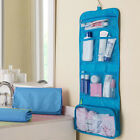 Travel Hanging PortableToiletry Wash Makeup Cosmetics Bag Case Waterproof  T168