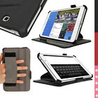 "PU Leather Stand Folio Case for Samsung Galaxy Tab 4 8"" SM T330 T335 Flip Cover"