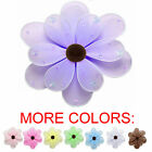 Hanging Flower Baby Girls Bedroom Kids Nursery Nylon Wall Ceiling Decorations