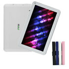"eXpro 10.1"" Android 5.1 Tablet PC Quad Core 16GB+8GB WIFI White w/ Keyboard New"