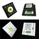 Touch Panel Dimmer Controller For Dual Color White Warm White LED Strip Lamp