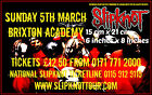 Slipknot live concert 2000 very small mini poster print A5 size