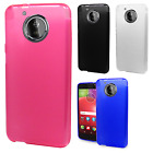 For Motorola Moto E4 Frosted TPU CANDY Gel Flexi Skin Case Phone Cover Accessory
