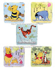 WINNIE THE POOH Cotton MAGIC TOWEL Washcloth GROWS w/WATER Square *YOU CHOOSE*