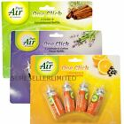 8 x ONE CLICK SENSE & SPRAY COMPATIBLE ROOM AIR FRESHENERS AUTOMATIC REFILLS