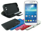 Leather Wallet Case Stand with Soft TPU for Samsung Galaxy Grand Neo I9060