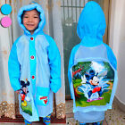 Cute Children Raincoat Poncho Cartoon Thicken Kids Rainwear Waterproof  T177
