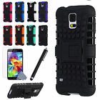 Heavy Duty Impact Rugged Hard Case Cover Screen Protector For SAMSUNG Galaxy S5  on Rummage