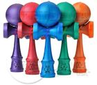 Внешний вид - Kendama USA Custom Tribute Wooden Skill Toy The Cook - Pearlized Complete NEW