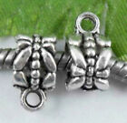 Wholesale 42/93Pcs Tibetan Silver  Connectors   Findings  11.5x6mm(Lead-free)