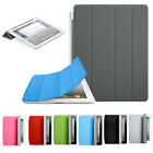 Ultra Thin Magnetic Leather Smart Cover Case for Apple iPad 2 3 4 Reliable