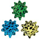 NUBBY BALLS Soft Nubbly Squawking Toys for Dogs Cute Textured Chewy Dog Toy