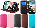 For LG G3 Premium Wallet Case Pouch Flap STAND Cover Accessory + Screen Guard