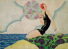 Poster / Leinwandbild Bather - Rene Vincent