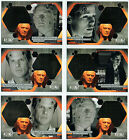 ALIAS SEASON 1 DOUBLE AGENT SINGLE CARDS D1-D6