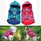 Pet Puppy Dog Cat Soft Fleece Coat Apparel Clothes Winter Warm Hoodie Jacket