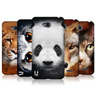 HEAD CASE ANIMAL FACES PROTECTIVE COVER FOR LG L70 D320