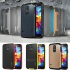 For Samsung Galaxy S5 i9600 2 in 1 Armor Bumblebee Hybrid Hard Slim Case Cover