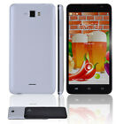 5 Dual Sim Android 4.2 SmartPhone 2Core Unlocked 3G+GPS AT&T Straight Talk NEW