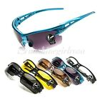 Unisex Cycling Glasses Sports Glasses Sunglasses Goggles Hot Sell 5 Colors