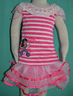 NEW Girl Sofia The First two pieces Top & Skirt Hot Pink sets sizes 1,2,3,4,5,6