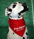 Fun Dog/Pet Bandana/Scarf-Ties Around Neck - Poop Happens-Pick It Up and Move On