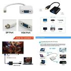 Mini MicroHDMI Male to VGA Female Adapter Converter Cable For Laptop PC DVD HDTV