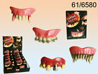 Artificial Teeth - Fancy Dress Halloween Horror Teeth - Braces Rotting Ugly
