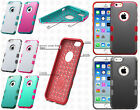 Apple iPhone 6 4.7 TUFF MERGE HYBRID Case Skin Phone Covers + Screen Protector