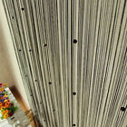 Hot Decorative String Curtain With Beads Door Window Panel Room Divider.MGTB.