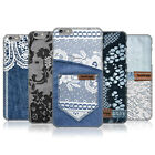 HEAD CASE JEANS AND LACES PROTECTIVE COVER FOR APPLE iPHONE 6 PLUS 5.5