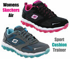 Womens Skechers Skech Air Memory Foam Comfort Lightweight Trainers Size 4-8 UK