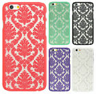 For Apple iPhone 6 4.7 TPU LACE GUMMY Hard Skin Case Phone Cover Accessory