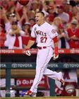 Mike Trout Los Angeles Angels 2014 MLB Action Photo (Select Size)