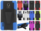 LG Optimus F7 US780 Advanced KICK STAND Silicone Case Phone cover +Screen Guard
