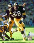 L.C. Greenwood Pittsburgh Steelers NFL Super Bowl XIV Action Photo (Select Size)